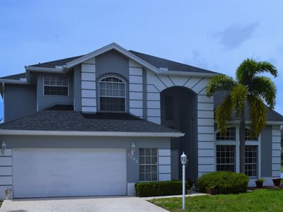 Photo for Lovely Lakefront Home in Naples