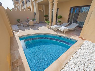 Photo for Luxurious 3 BR Townhouse with Maid's Room & Private Pool