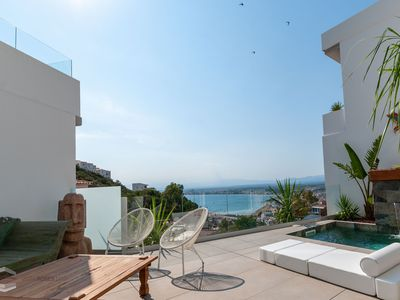 Photo for Vista Roses Mar- Cap Ponent D2  Cap Ponent is a very exclusive house with views over the
