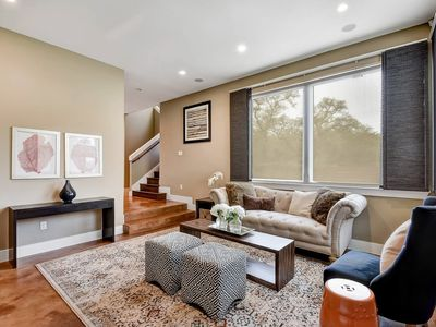Photo for Modern Townhouse w/ Patio and Deck - Near Downtown and Zilker Park