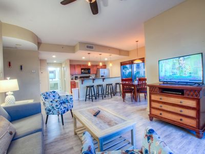 Photo for PARKING FEE INCLUDED - Origin 404! Gorgeous Condo, Best Amenities