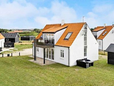Photo for Luxurious Holiday Home in Jutland with garden and whirlpool