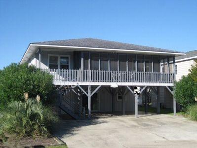 Photo for 432 36th Street at Sunset Beach NC- 2 kitchens-
