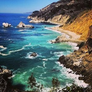 Minutes from my home. The most amazing Big Sur Coastline. Truly breathtaking.