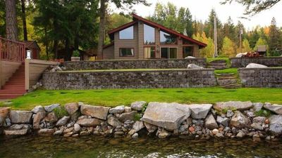 Photo for Amazing Cabin on Lake Pend Oreille / Pend Oreille River