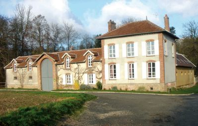 Photo for Close to Disney and Paris, superb and authentic renovated farmhouse Brie