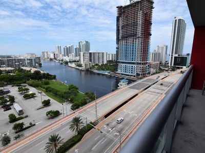 Photo for Ocean & Bay View Residence 1 Bed 1 Bath @ Beachwalk Hallandale Beach
