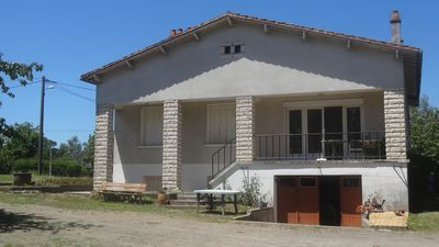 Photo for Gite of IRIS whole house on ground of 8000 m2