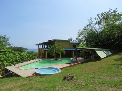 Photo for Casa Azul - tranquility tucked away in the Panamanian jungle