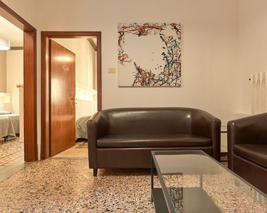 Photo for Ariento 3 - Apartment with 2 bedrooms in the historic city center in San Lorenzo