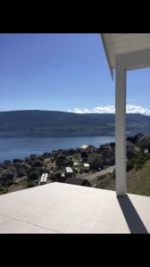 Photo for Kelowna Lakeside LaCasa Summer Cottage UNBEATABLE views walking distance to pool