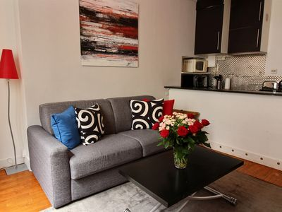 Photo for 102286 - One bedroom in central Paris