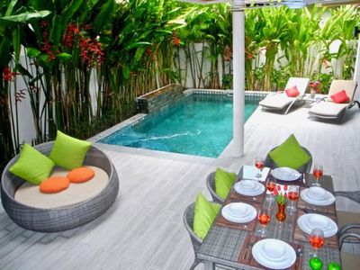 Photo for Ka Villa Rawai: Superb 3 bedroom house
