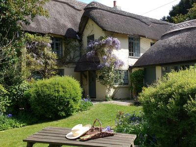 Photo for Beck Cottage, Wood Green,  New Forest UK