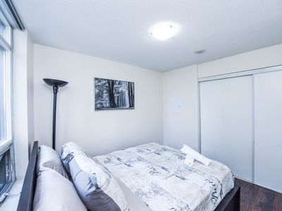 Photo for Luxurious 2BR & 2BTH in Mississauga Downtown