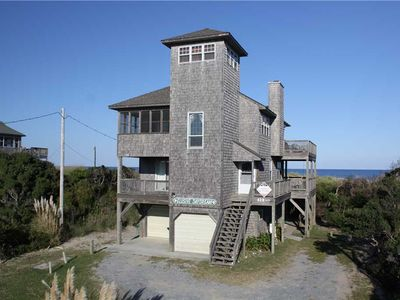 Photo for Elusive Day Dream   OCEANFRONT in Buxton w/HotTub