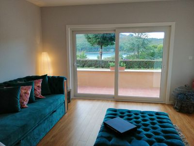 Photo for Small villa on top of Albufeira, very close to the Gerês National Park
