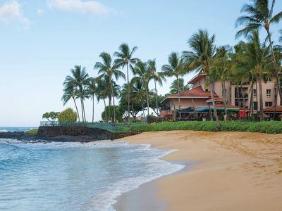 Photo for Oceanfront resort, two bedroom villa at Marriott Waiohai. All weeks, best rates!