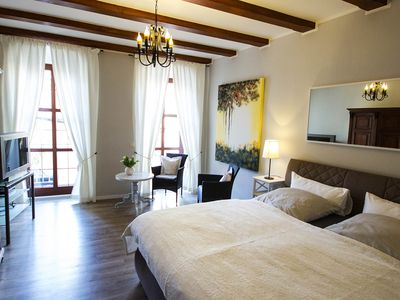 Photo for Stylish apartment with garden in the old town of Goerlitz, ideal for couples