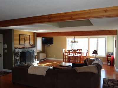Photo for Beautiful home in the White Mountains Glen, NH 10 mins to N. Conway
