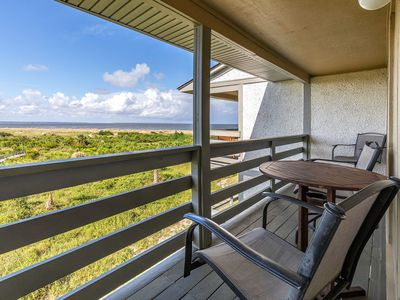 Photo for Lighthouse Point 12C: 2 BR / 2 BA condo in Tybee Island, Sleeps 4