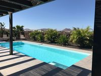 Lovey villa, nice quiet location. We had a fabulous relaxing time, pool was great, would highly reco