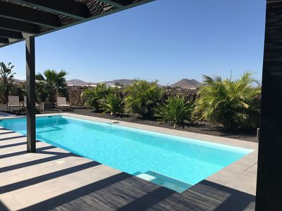 Photo for NEW Villa wifi pool (heated option) 6 people on 1000m2 of land