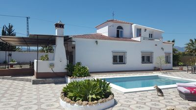 Photo for Beautiful & Tranquil 'Casa Leo' Country Villa with private pool