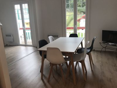 Photo for St Jean de Luz BEAUTIFUL APARTMENT near Beach and Bright Center, and well equipped