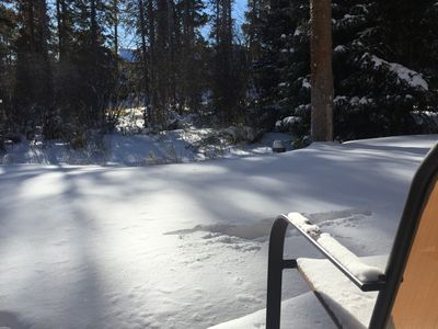 Photo for Ski-In - 2 Blocks To Town - Hot Tub - Private Deck