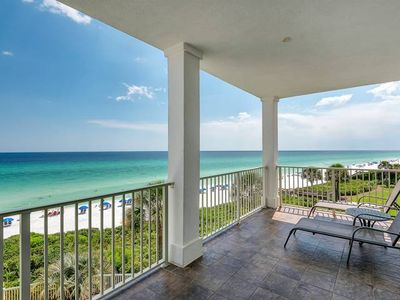 Photo for Grand Playa 302  - Gulf Front - Seagrove Beach