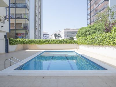 Photo for Little Paradise - in Sitges TERRACE, POOL and PARKING