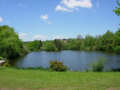 Photo for PROPERTY AT THE EDGE OF A POND