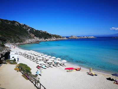 Photo for Apartment Res. Baia Santa Reparata (STT352) in Santa Teresa di Gallura - 6 persons, 2 bedrooms
