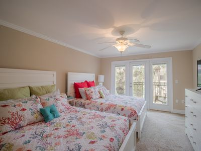Photo for Pretty Condo, Newly Decorated, Perfect for TDY & Beach Visitors!