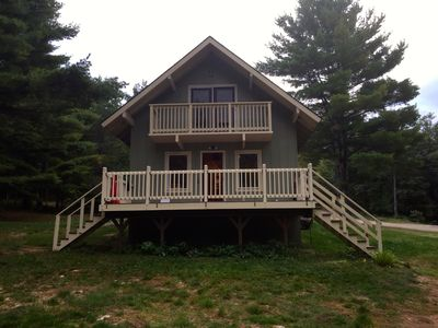 Photo for 3BR Chalet Vacation Rental in Willington, New York