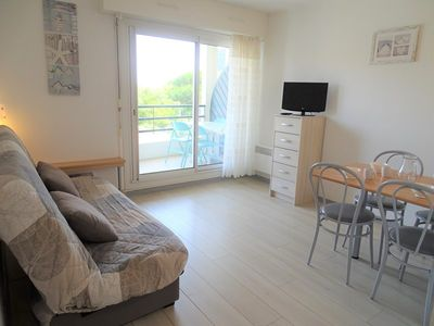 Photo for ARCACHON NEAR CENTER - APPT T2 100 M FROM THE BEACH