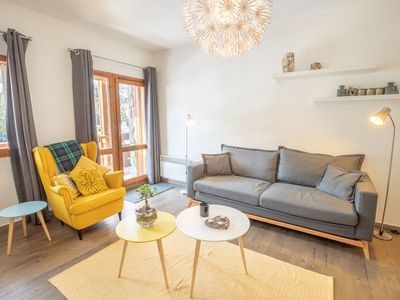 Photo for Nice refurbished apartment 4 pers right in the center!