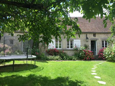 Photo for Charming house / group accommodation south of Fontainebleau, 70 km from Paris, 6 bedrooms