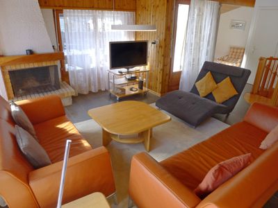 Photo for Apartment Mont Rouge i3 in Nendaz - 6 persons, 3 bedrooms