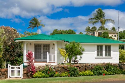Coco Cottage is the perfect spot for a Kaua'i vacation.