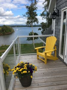 Photo for Waterfront Home with Spectacular Views