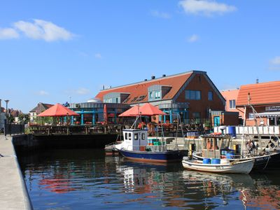 Photo for 2-room apartment directly at the port of Wismar for max 4 persons