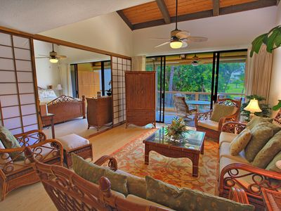 Photo for Huge, Beautiful Condo with Room for Everyone - Best Location in Kona!