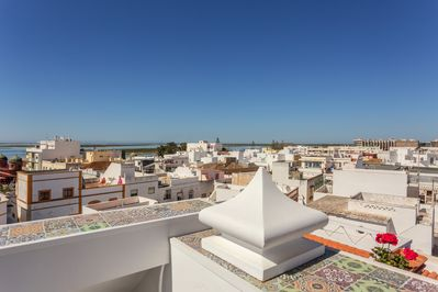 Rooftop Pension Bicuar Olhao Portugal