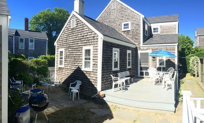 Photo for Cottage in Historic Nantucket Town