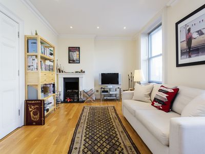Photo for 1BR apartment in a fantastic central location, next to Hyde Park (Veeve)