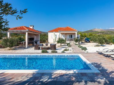 Photo for HOUSE OLEA, with private pool, completely private, great for families