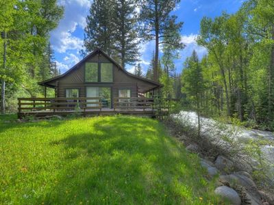 Photo for Hideaway River Cabin