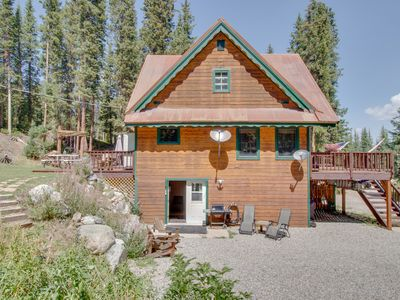 Photo for NEW LISTING! Remodeled studio with mountain view-easy access to lake & ski areas